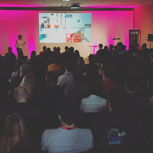 """""""Our customer support simply blows every other bank away"""" - Valerio Magliulo, Head of Internal Product at @monzo, talks about 'Open APIs in banking and what it means for consumers'. #WXGFIVE"""